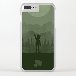 Gon Clear iPhone Case