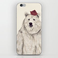Oso Padre iPhone & iPod Skin