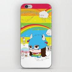 Buffa Buffalina iPhone & iPod Skin