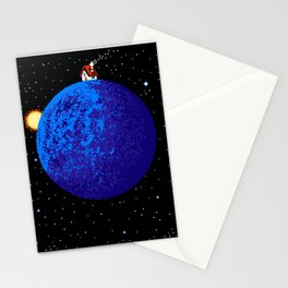 Faraway from Home Stationery Cards