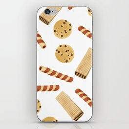 Choco Heaven (white) iPhone Skin