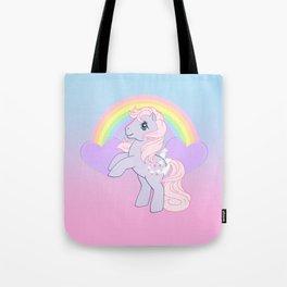 g1 my little pony lickety split Tote Bag