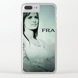 FRANKS Clear iPhone Case
