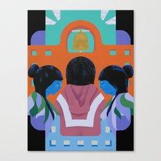 A Mission Canvas Print