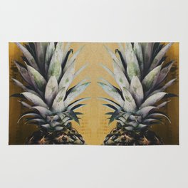 The Pineapple Delight Rug