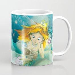 How mermaids get new books Coffee Mug