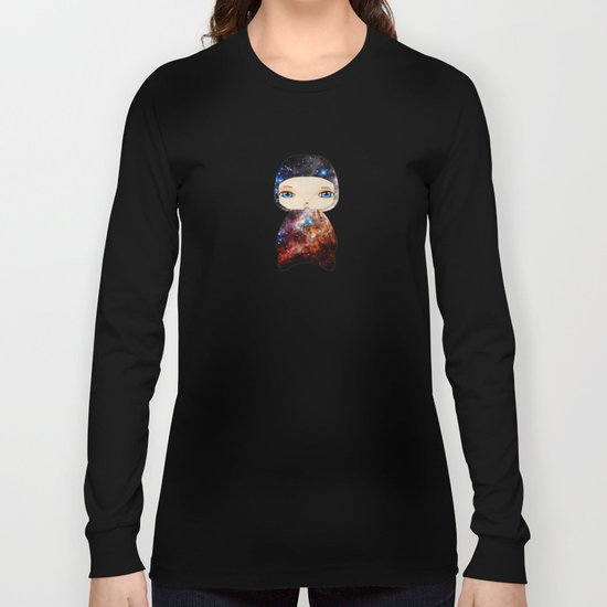 A Boy - Space Long Sleeve T-shirt