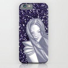 Sapphire Woman iPhone 6s Slim Case