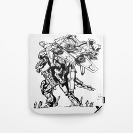 Xenoblade Chronicles X Tote Bag