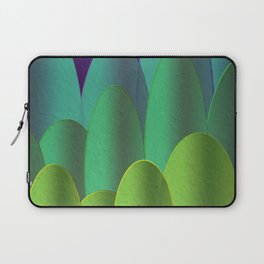 Green Hedges Laptop Sleeve