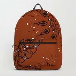 Central Mandala Curry Backpack