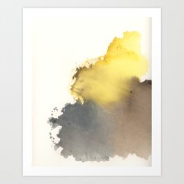 Litmus No. 11-2 Art Print