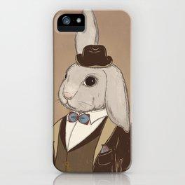 Fake Lop 1 iPhone Case