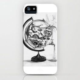 The Spill iPhone Case