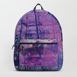 Stuck On Static Backpack