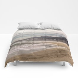 Wild beach Comforters
