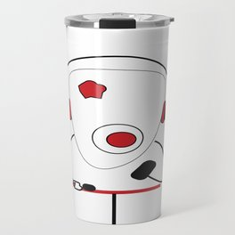 Kamikaze Ameoba Travel Mug