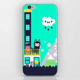 Small Town iPhone Skin