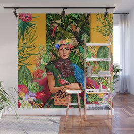 Holly Grace Wall Mural