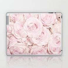 Roses have thorns- Pink Rose Flowers Laptop & iPad Skin