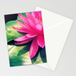 Waterlily Stationery Cards