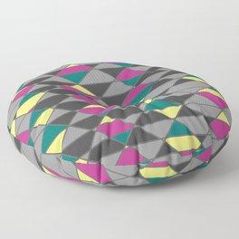 jewel tone Floor Pillow