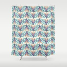 Fish tales 1 Shower Curtain