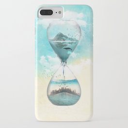 11th Hour Glass iPhone Case