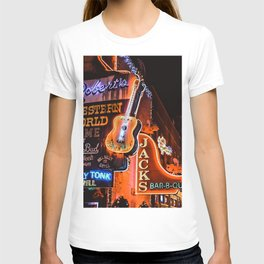 Christmas in Nashville T-shirt