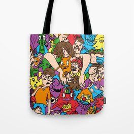 Party Time! #2 Tote Bag