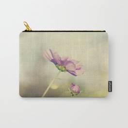 Cosmos in the Pink II Carry-All Pouch