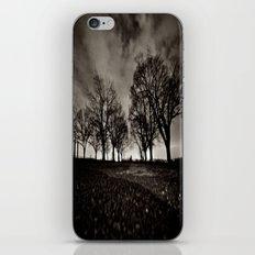 dark days iPhone & iPod Skin