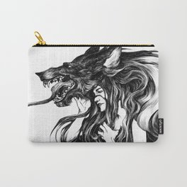 In Wolf's Clothing Carry-All Pouch