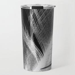 Feather Negtaive #1 Travel Mug