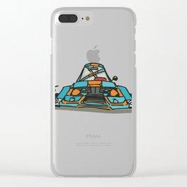 E21 Clear iPhone Case