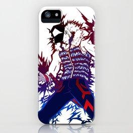 Alex Larsson iPhone Case