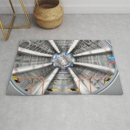 The Large Hadron Collider Rug