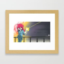 Robinson Framed Art Print