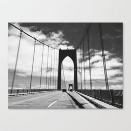 Newport Bridge - Rhode Island Canvas Print