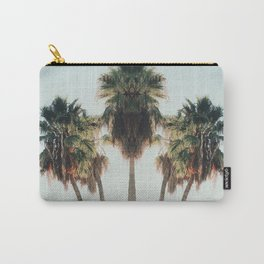 Palm Twins Carry-All Pouch