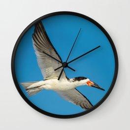 Skimming the Sky Wall Clock