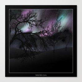 Aurore Canvas Print