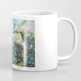 The Capture of Fort Fisher -- Civil War Coffee Mug