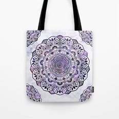 STARLIGHT MANDALA Tote Bag