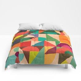 Color Field Comforters