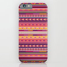 Geometric Pattern Slim Case iPhone 6s