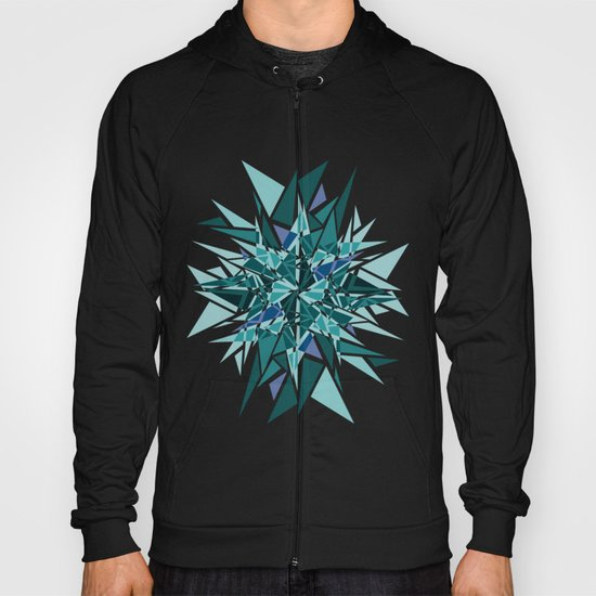 Cracked Icicles Hoody