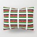 Flag of Kenya -kenyan,kenia,rift valley,serengeti,kilimanjaro,nairobi,mombasa by oldking
