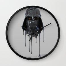 Darth Vader Melting Wall Clock