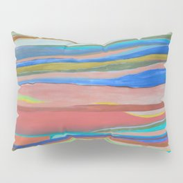 Lines - Landscape Pillow Sham
